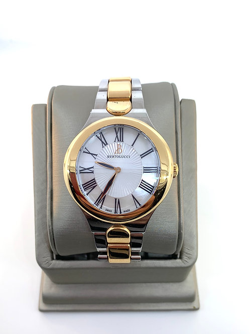 Men's two tone Bertolucci watch