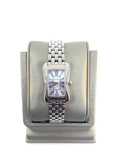 Maurice Lacroix rectangular watch