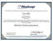 Nadcap Cert Materials Test_expires 7-31-