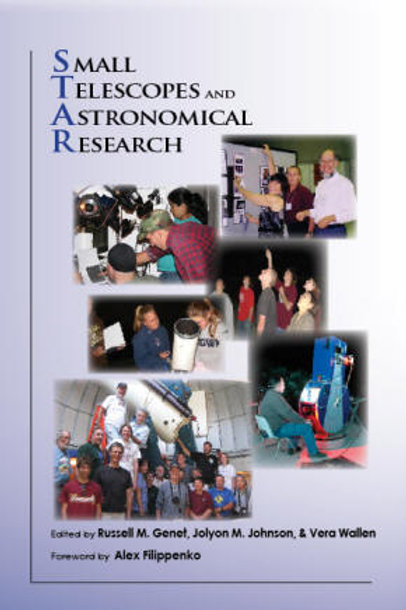 Small Telescope and Astronomical Research