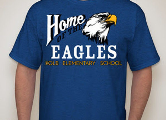 Adult Home of the Eagle Tee