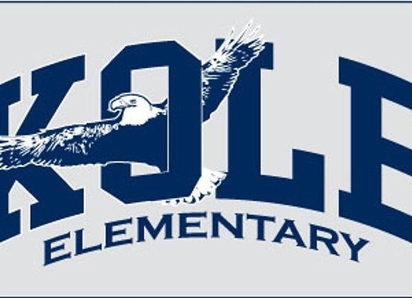 Clear Kolb Sticker