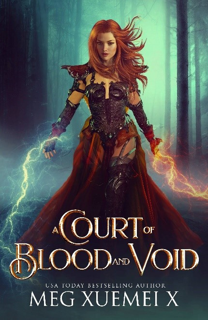Release Day Blitz and Giveaway: A Court of Blood And Void