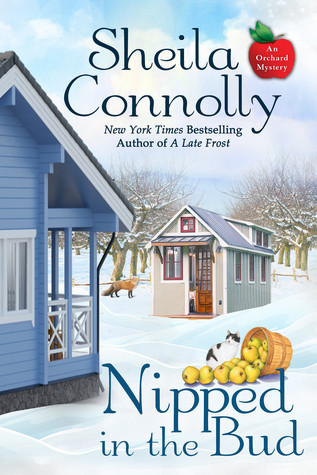 Review: Nipped in the Bud by Sheila Connolly
