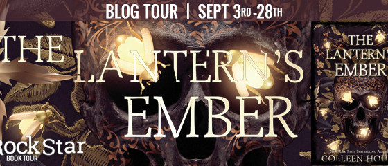 Blog Tour and Giveaway: The Lantern's Ember