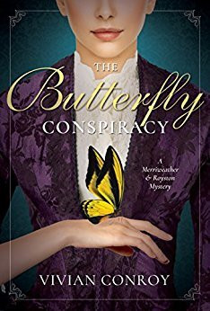 Review: The Butterfly Conspiracy