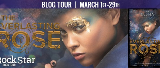 Bog Tour and Excerpt: The Everlasting Rose