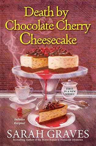 Review: Death by Chocolate Cherry Cheesecake