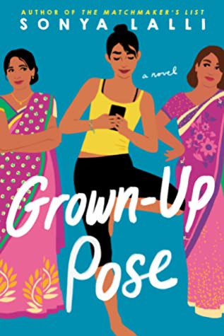 Review: Grown-Up Pose