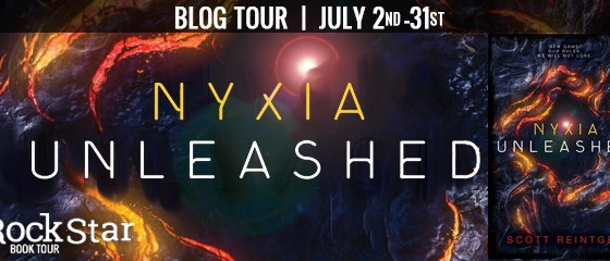 Review and Giveaway: Nyxia Unleashed