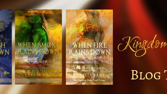 Author Interview: The Kingdom Come Series by Cecelia Earl