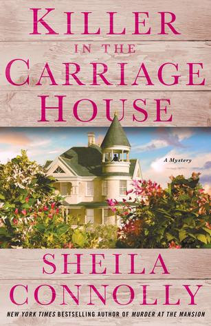 Review: Killer in the Carriage House