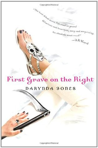 Review: First Grave on the Right