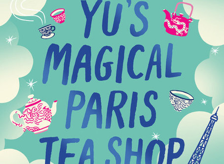 Review: Vanessa Yu's Magical Paris Tea Shop