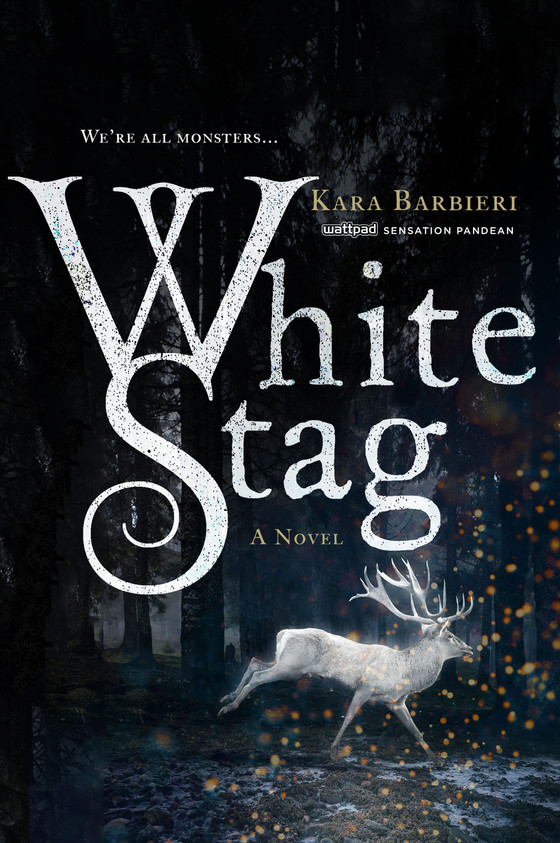 Review and Excerpt: White Stag by Kara Barbieri