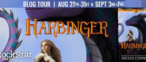 Spotlight: Harbinger by Nicole Conway
