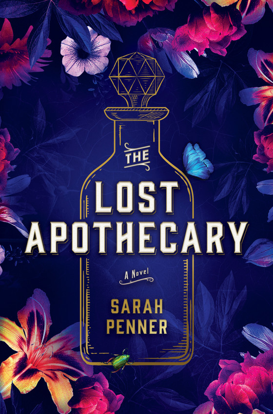 Audiobook Review: The Lost Apothecary