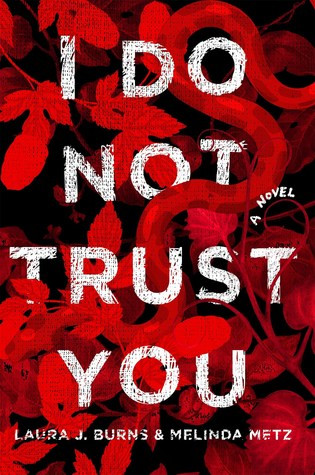 Review: I Do Not Trust You