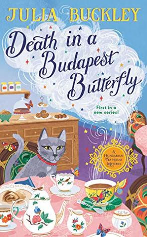 Review: Death in a Budapest Butterfly