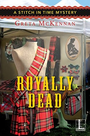 Review: Royally Dead