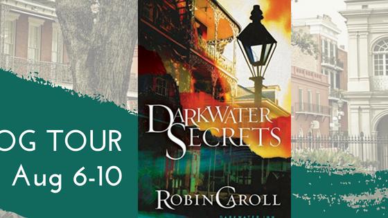 Blog Tour: Darkwater Secrets
