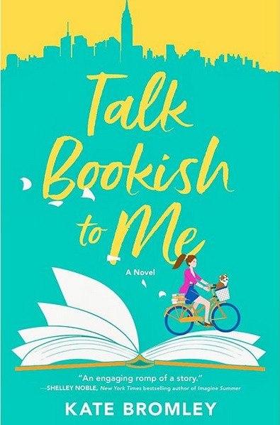 Review: Talk Bookish to Me