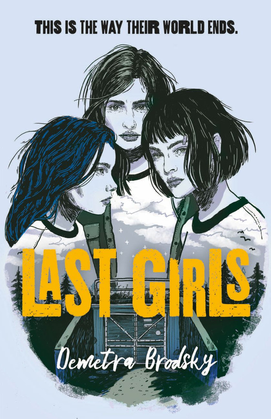 Blog Tour and Giveaway - Last Girls