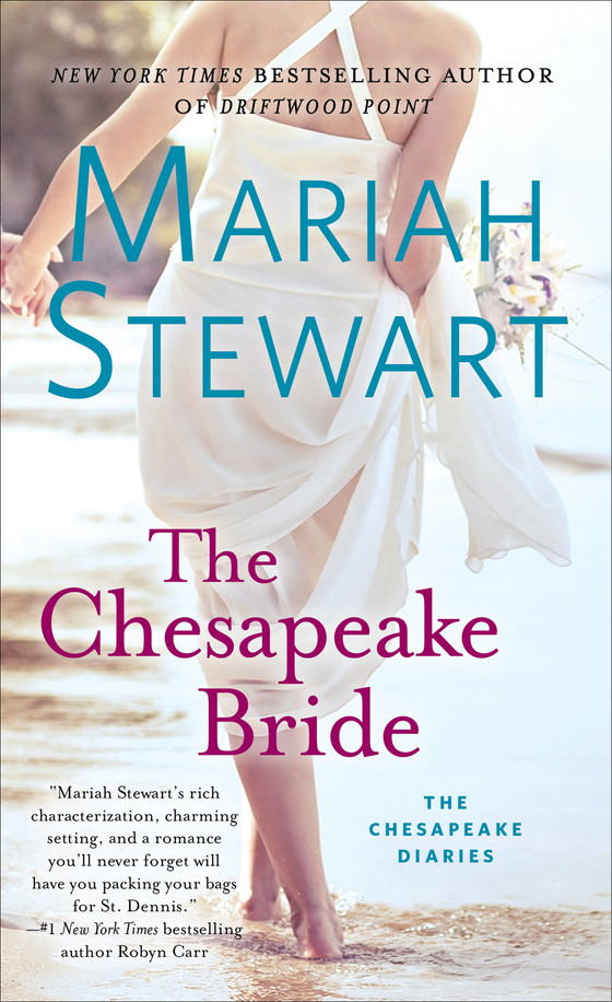 Review and Giveaway - The Chesapeake Bride by Mariah Stewart