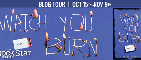 Review and Giveaway: Watch you Burn