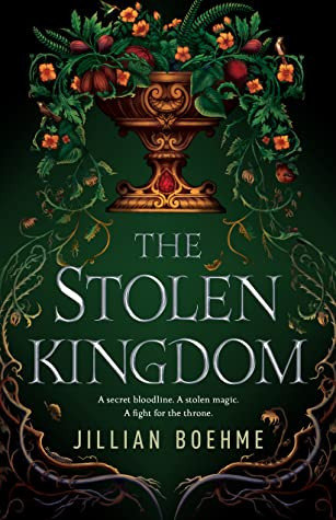 Review: The Stolen Kingdom