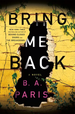 Review: Bring Me Back