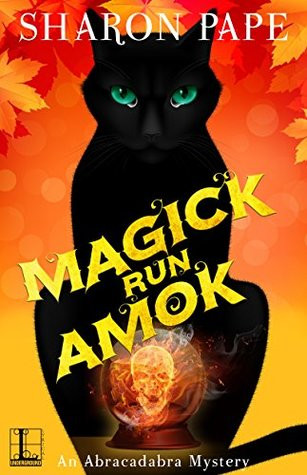 Magick, Murder and Merlin make for one fun cozy mystery