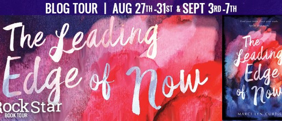Review and Giveaway: The Leading Edge of Now