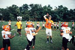 Coach Nick Bosler