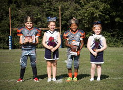 2017 Mighty Mite Homecoming Court