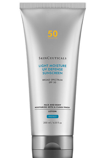 Light Moisture UV Defense Sunscreen