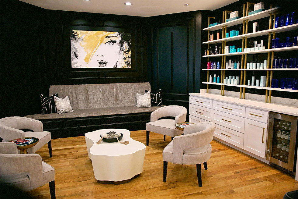 Hourglass Aesthetics and Salon Waiting R