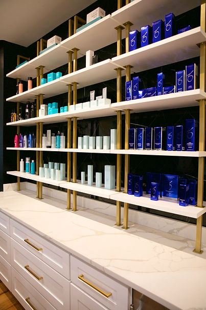 Hourglass Aesthetics and Salon products