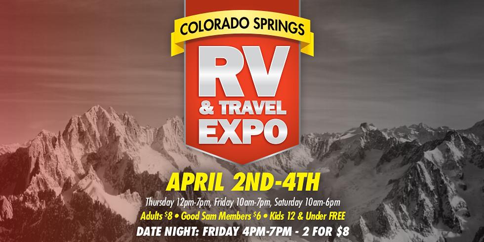 The Colorado Springs RV & Travel Expo