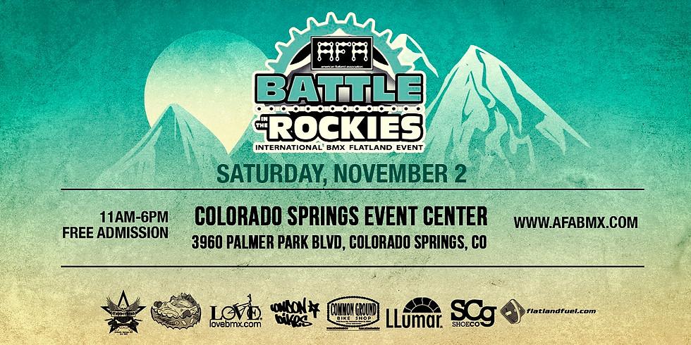 Battle in the Rockies