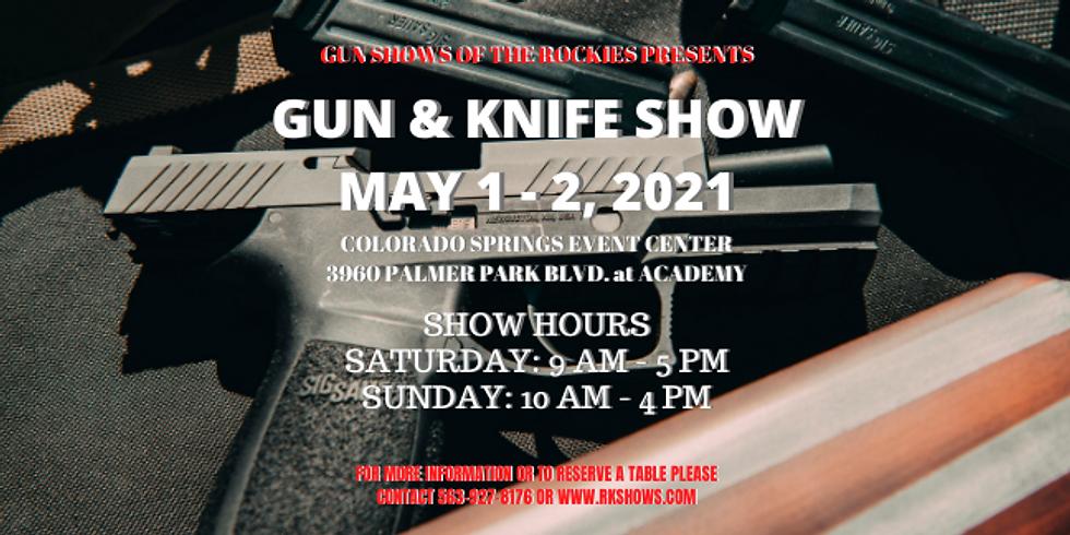 Gun Show of the Rockies presents the Colorado Springs Gun & Knife Show