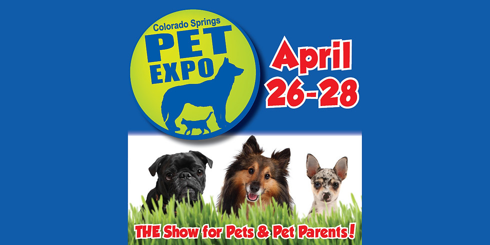 Colorado Springs Pet Expo