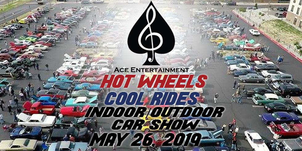 Hot Wheels Cool Rides Indoor/Outdoor Car Show