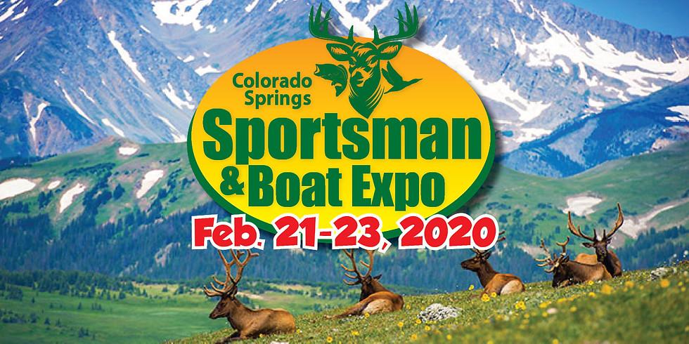 Colorado Springs Sportsman Expo