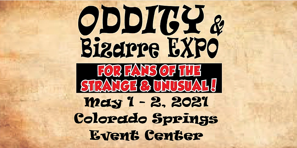 Oddity & Bizarre Expo