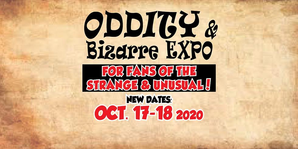 2020 Oddity and Bizarre Expo