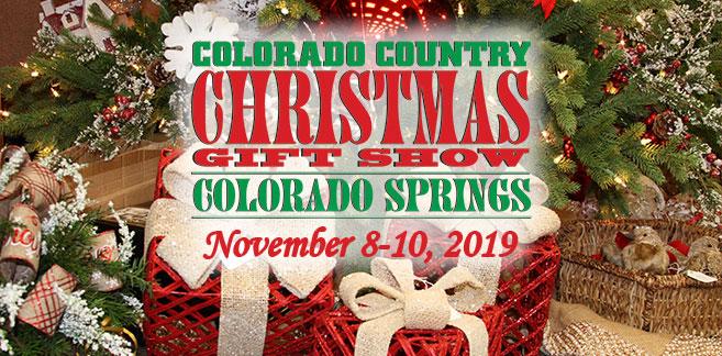 Colorado Springs Christmas 2019.Colorado Country Christmas Gift Show In Colorado Springs