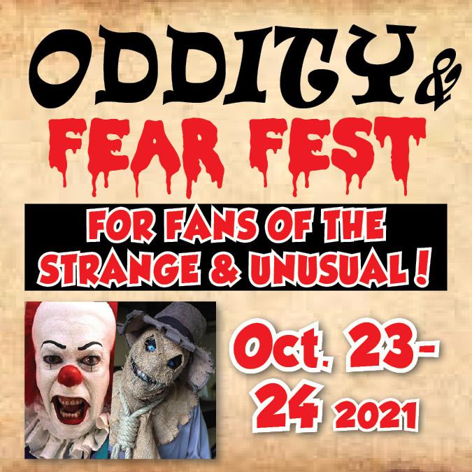 Oddity & Fear Fest