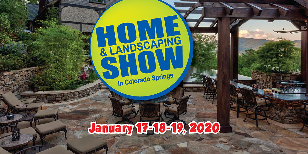 2020 Home & Landscaping Show in Colorado Springs