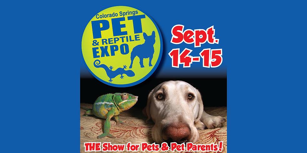 Colorado Springs Fall Pet & Reptile Expo